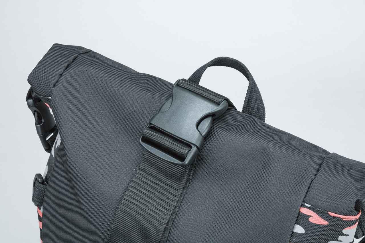 画像2: 【モニタープレゼント その2】 NANKAI BA-608 ウォータープルーフワイルドユースバッグ ¥5,508(税込)