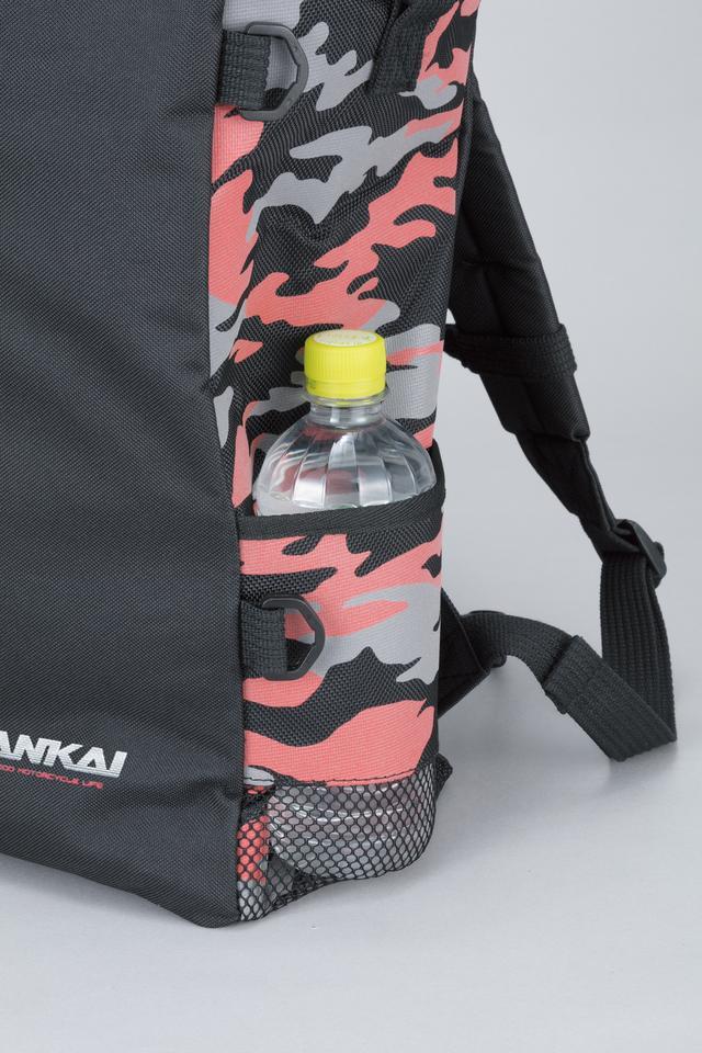 画像3: 【モニタープレゼント その2】 NANKAI BA-608 ウォータープルーフワイルドユースバッグ ¥5,508(税込)