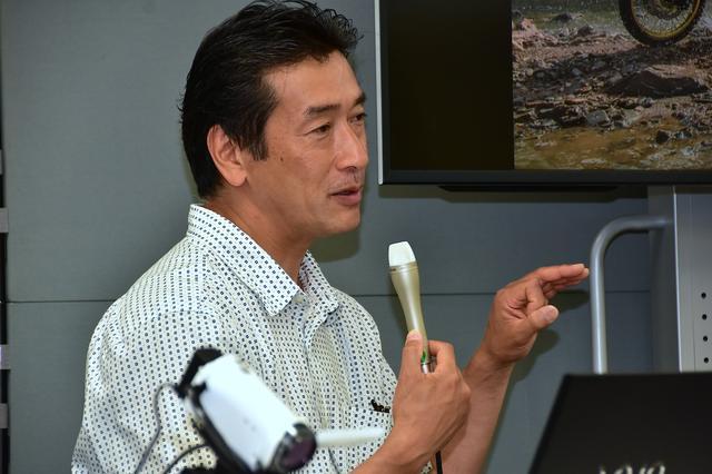 画像: ジャーナリストの松井勉氏