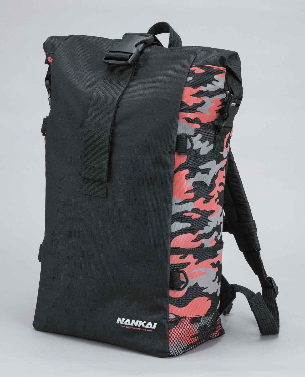 画像1: 【モニタープレゼント その2】 NANKAI BA-608 ウォータープルーフワイルドユースバッグ ¥5,508(税込)