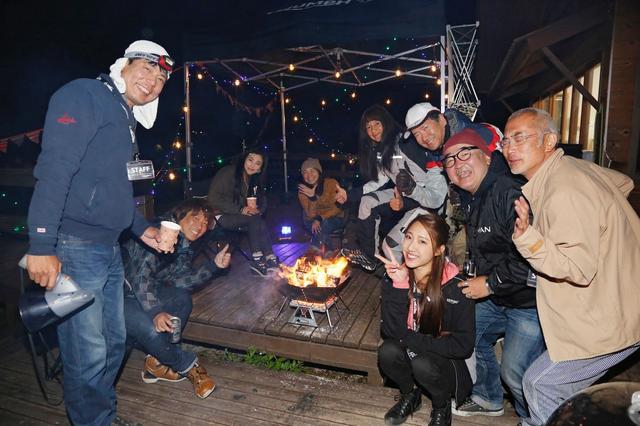 画像1: 「トライキャンプ」に行ってきたよ(福山理子)