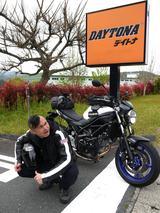 画像: 2016年10月よりオートバイRIDE編集部に仲間入りした山口銀次郎と申します。愛車は、23年前に3万円で買ったCB750FA。車体の盗難より、車体より高価なCB1100Rのジェネレーターの盗難が心配な身長178cm、体重80Kg、42歳2児(高校生)の父。