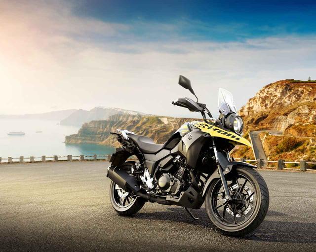 画像1: スズキ、V-Stromシリーズの新型モデル「V-Strom 250」を発売