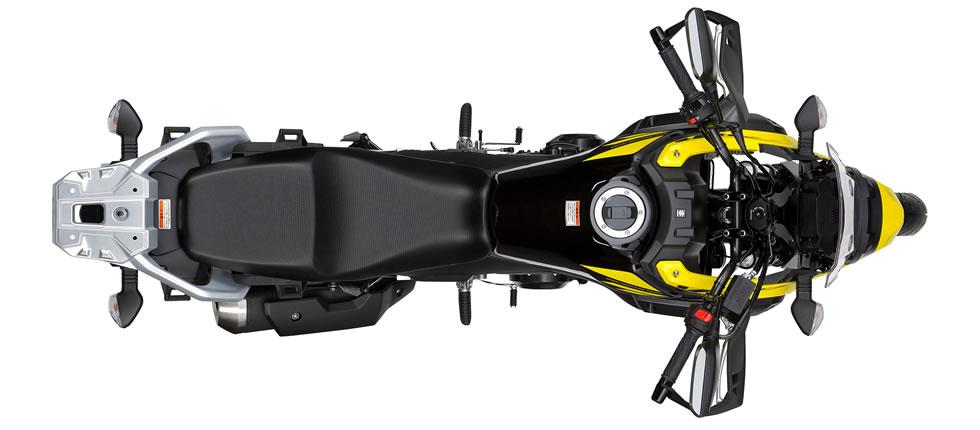 スズキ v stromシリーズの新型モデル v strom 250 を発売 webオートバイ