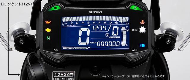 画像4: スズキ、V-Stromシリーズの新型モデル「V-Strom 250」を発売