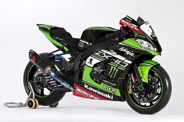 画像: Kawasaki Global Racing Information | スーパーバイク世界選手権