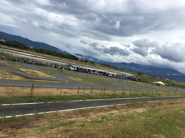 画像: ダンロップ月刊オートバイカップ愛媛大会の会場でもある二輪公園