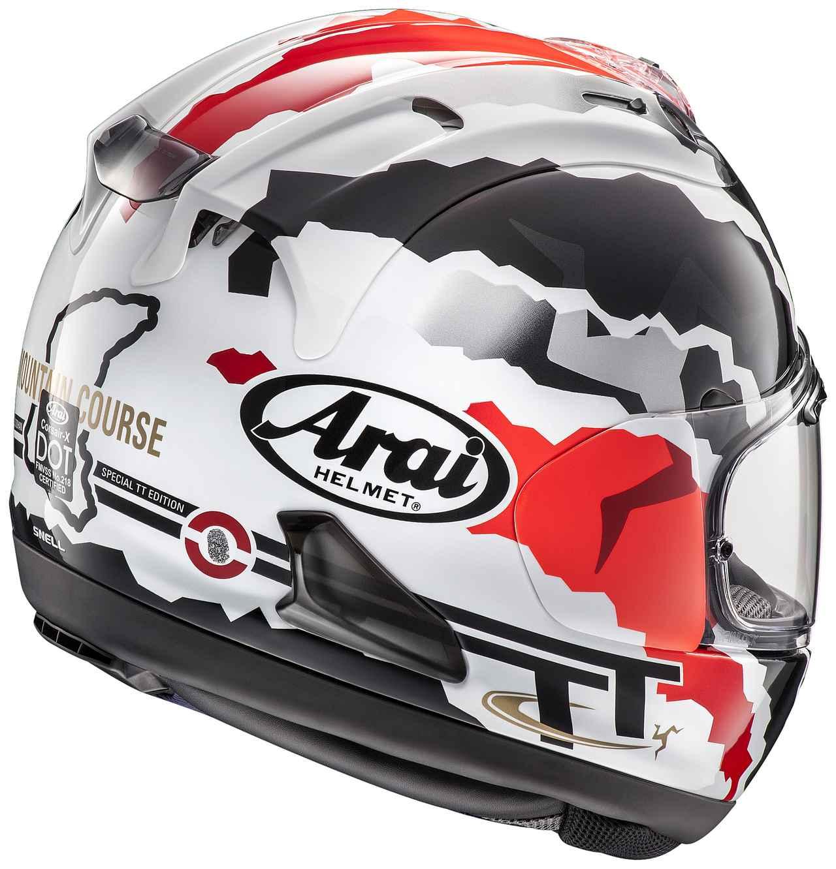 画像2: アライヘルメット RX-7X DOOHAN TT ■税込価格:6万5880円