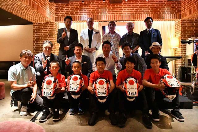 画像6: 世界へ羽ばたけ日本のジュニア世代! 若き5名がFIMジュニア モトクロス チャンピオンシップ(エストニア)に参戦!!