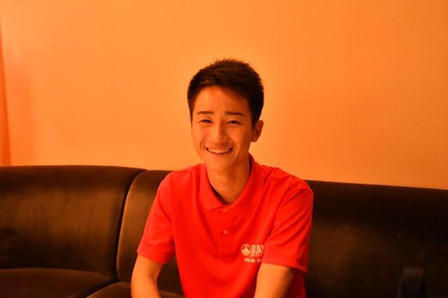 画像: 鴨田翔くん(16歳)