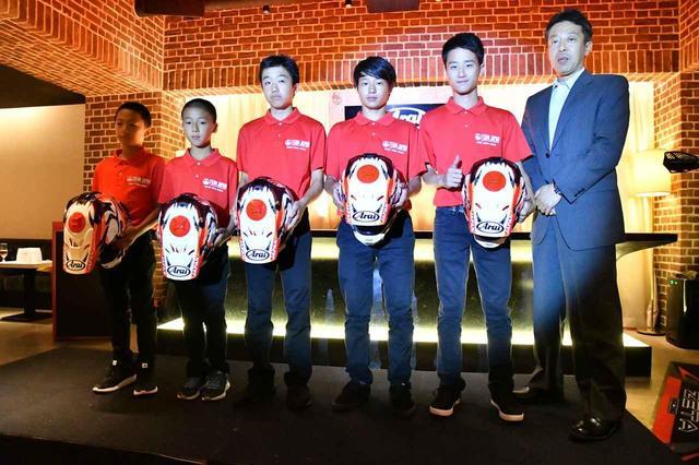 画像1: 世界へ羽ばたけ日本のジュニア世代! 若き5名がFIMジュニア モトクロス チャンピオンシップ(エストニア)に参戦!!