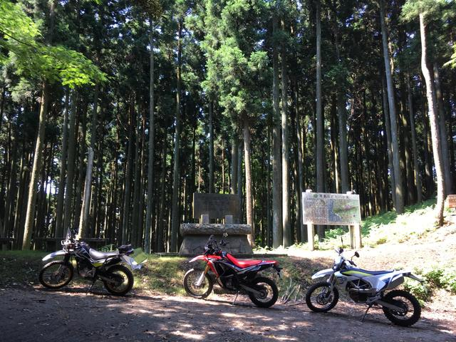 画像4: ついに、CRF250ラリーで林道に行ってきました!!