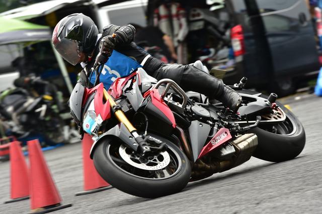 画像14: オートバイ杯ジムカーナ第3戦フォトリポート(その1)