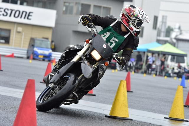 画像3: オートバイ杯ジムカーナ第3戦フォトリポート(その1)