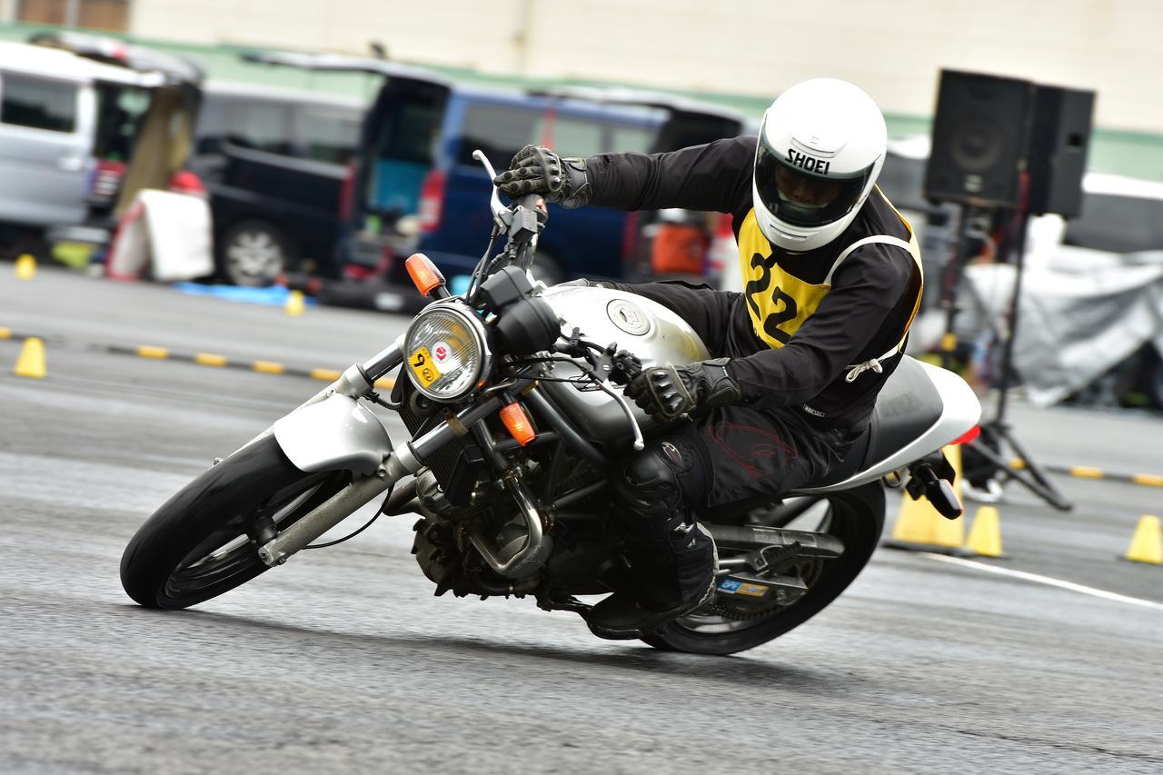 画像8: オートバイ杯ジムカーナ第3戦フォトリポート(その1)