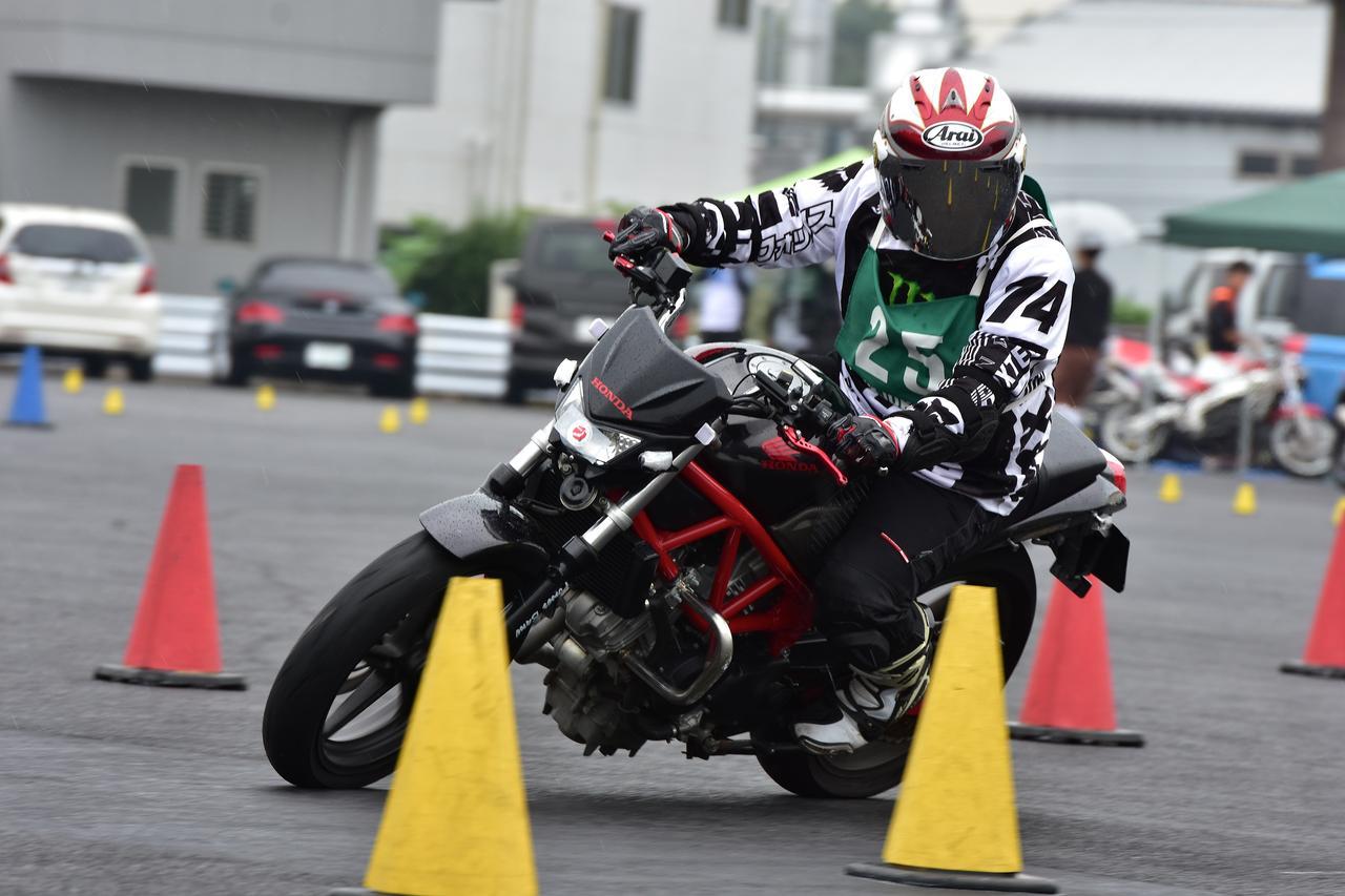 画像5: オートバイ杯ジムカーナ第3戦フォトリポート(その1)