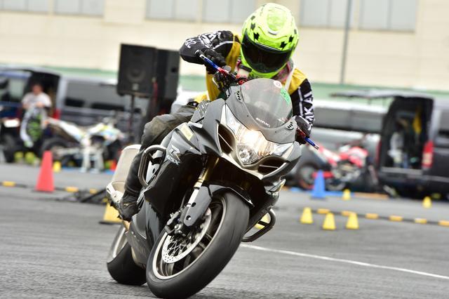 画像10: オートバイ杯ジムカーナ第3戦フォトリポート(その1)