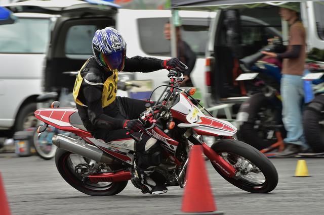 画像15: オートバイ杯ジムカーナ第3戦フォトリポート(その1)