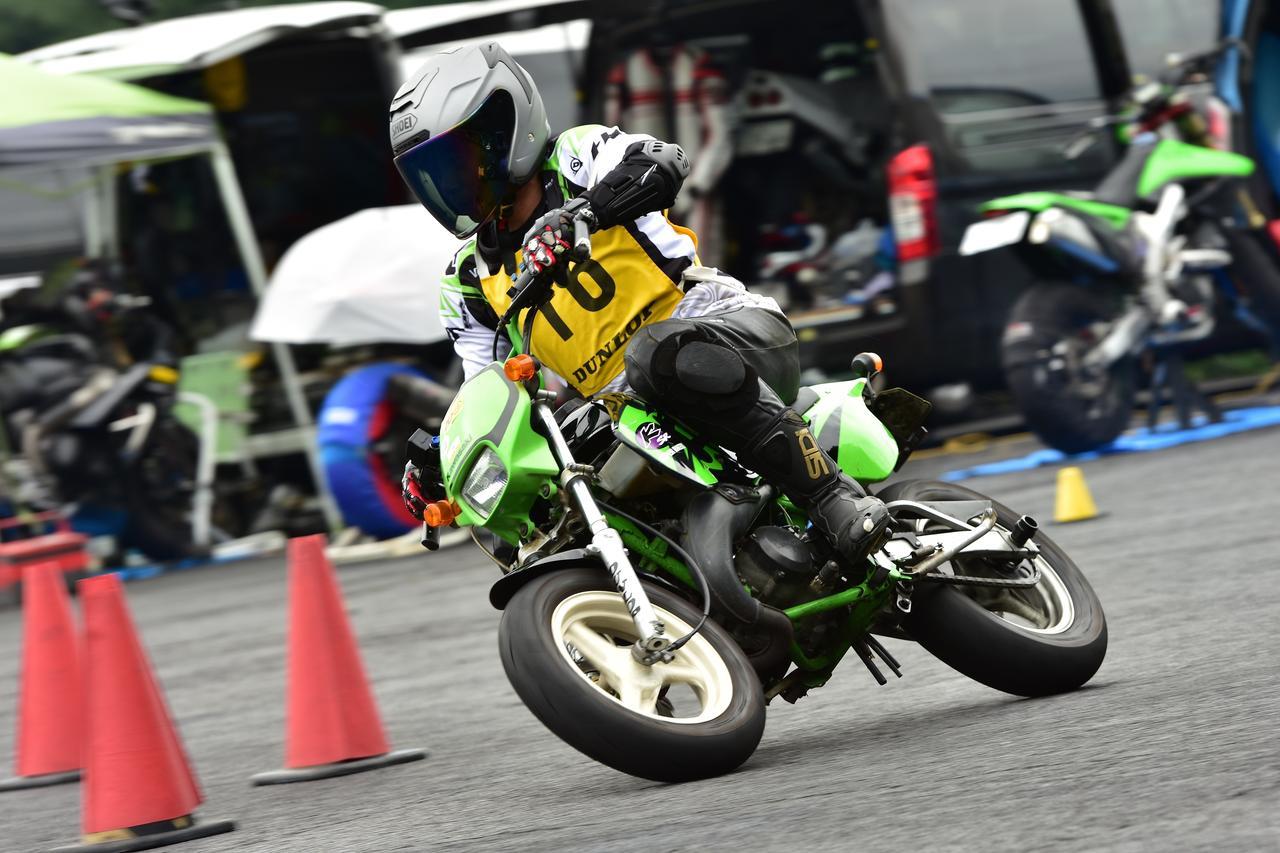 画像11: オートバイ杯ジムカーナ第3戦フォトリポート(その1)