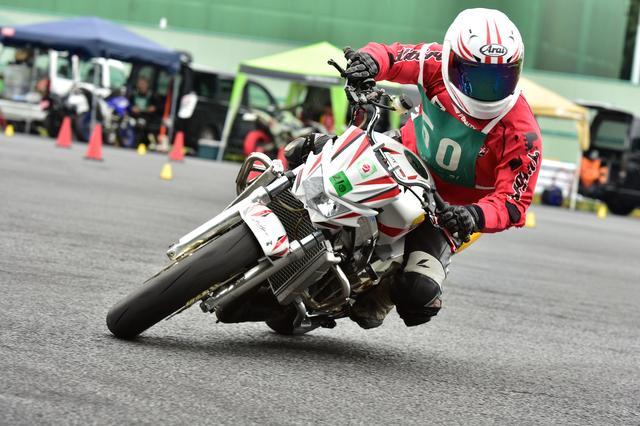 画像7: オートバイ杯ジムカーナ第3戦フォトリポート(その1)