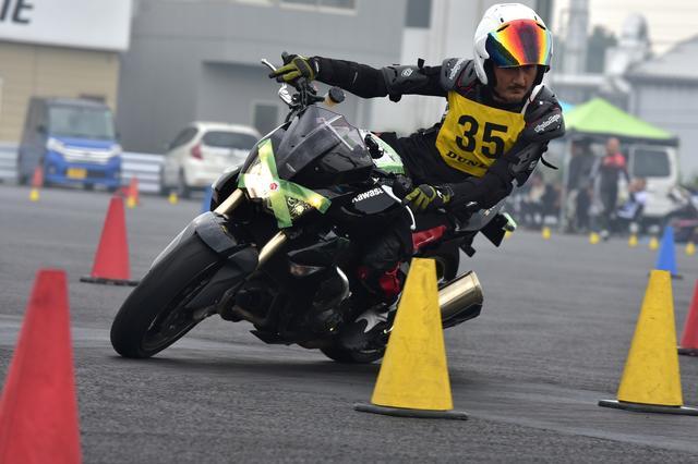 画像12: オートバイ杯ジムカーナ第3戦フォトリポート(その1)