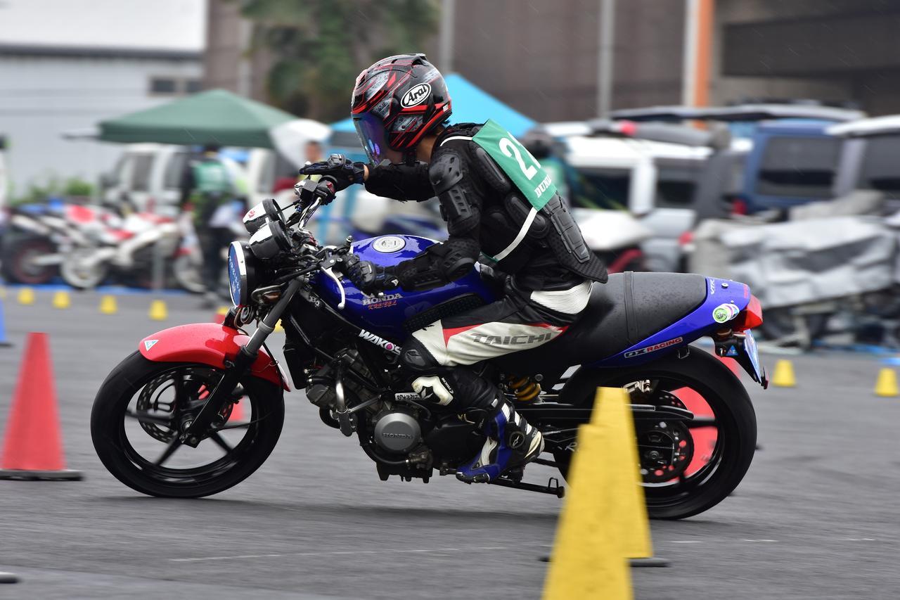 画像2: オートバイ杯ジムカーナ第3戦フォトリポート(その1)