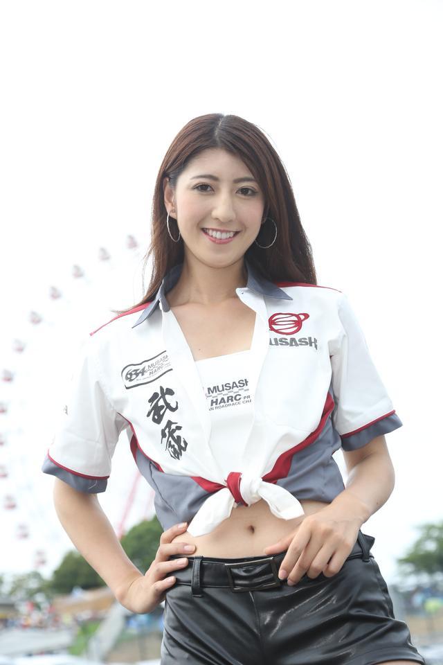 画像5: <8耐RQ特集 2017>#634 MuSASHi RT HARC-PRO.Honda