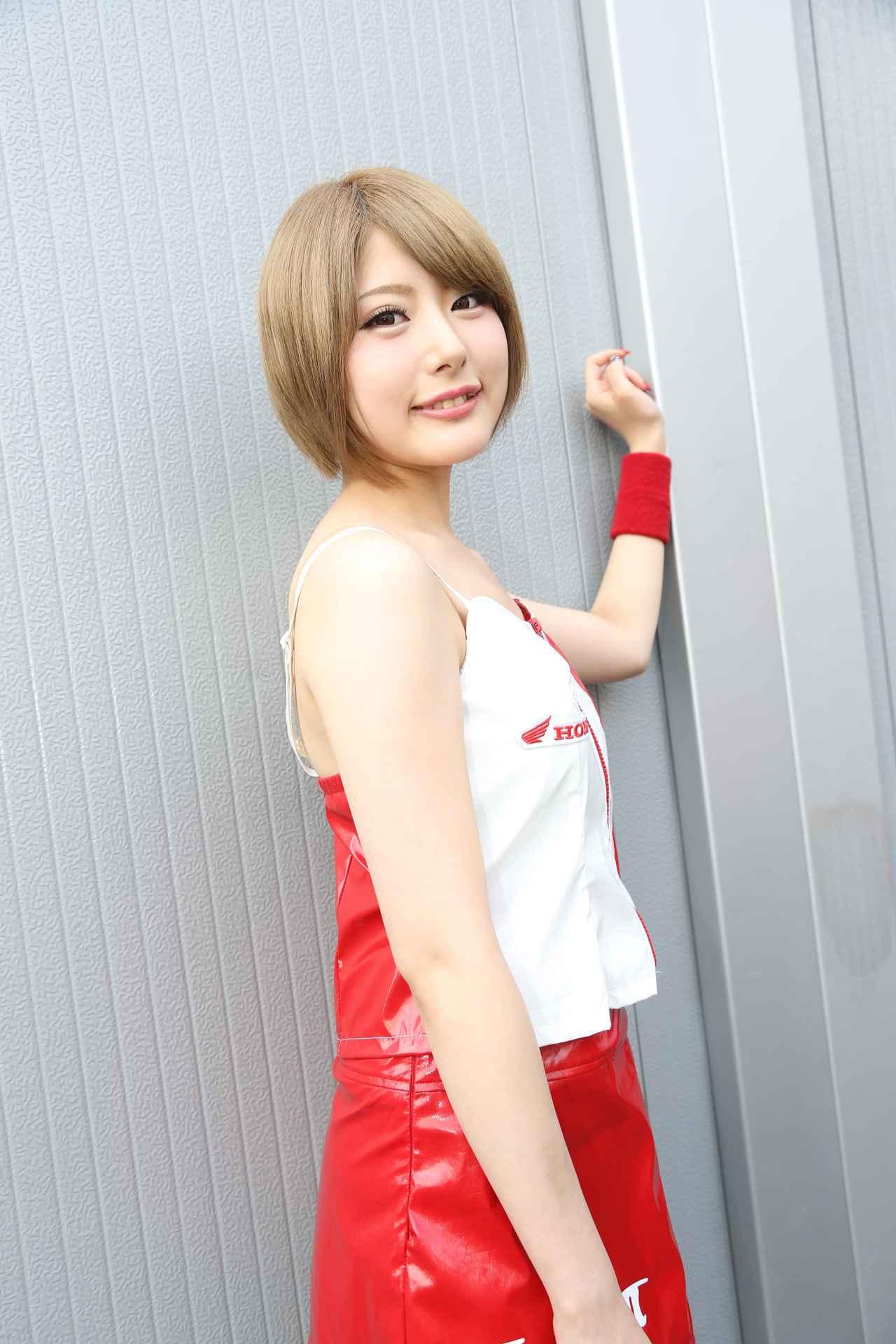 画像3: レースクイーンは藤咲花蓮さん!