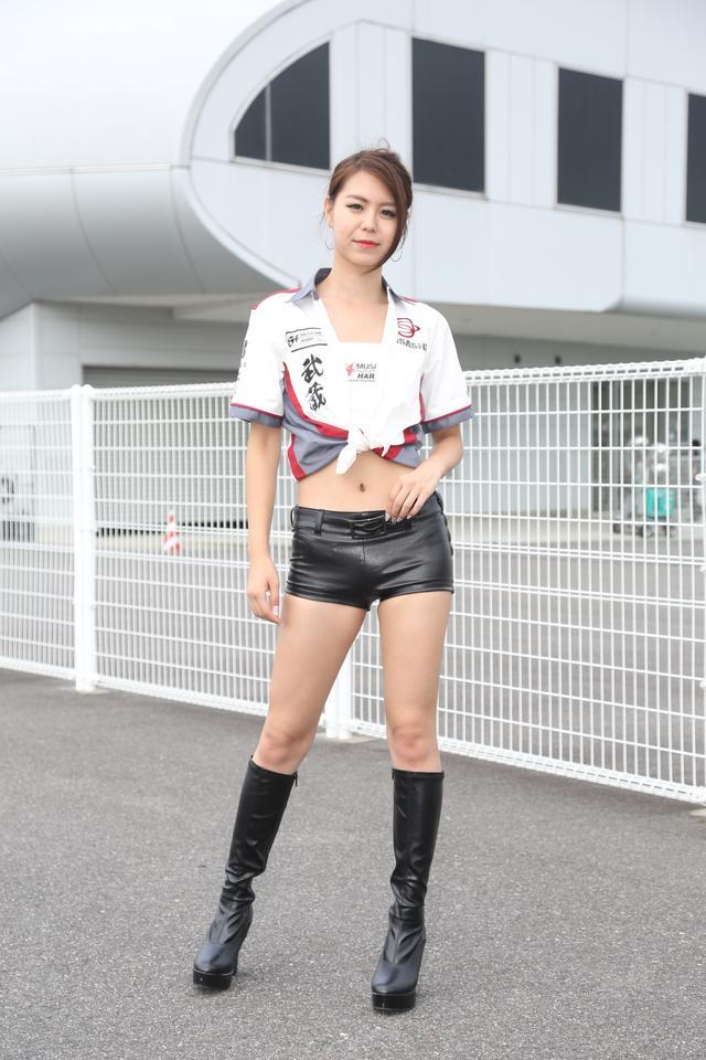 画像8: <8耐RQ特集 2017>#634 MuSASHi RT HARC-PRO.Honda