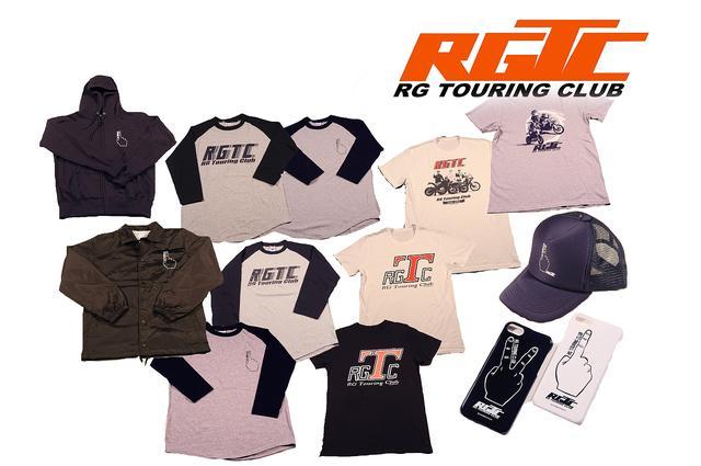 画像: Tシャツ、キャップに、パーカー、ジャケットを販売します! 数量限定売り切れ御免!