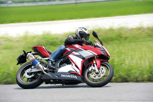 画像2: WYVERN HONDA CBR250RR Slip-On Type S