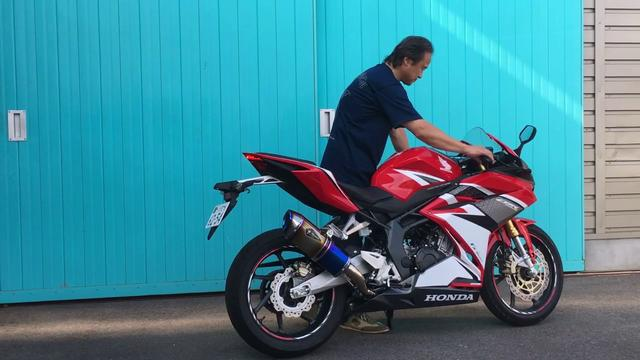 画像: [サウンド] WYVERN Real SPEC HONDA CBR250RR Slip-On Type S youtu.be