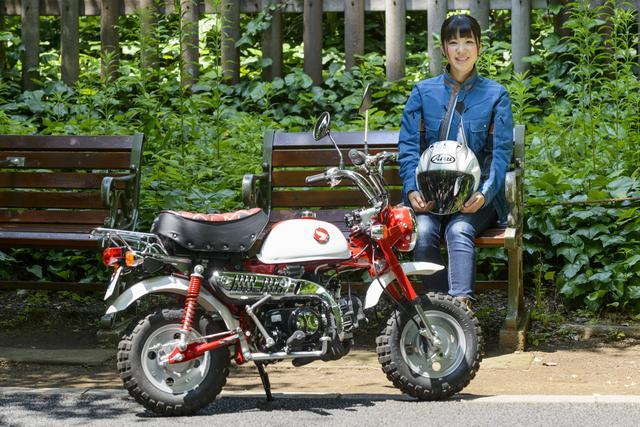 画像: 愛車は400ccだけど、原付バイクもいいなって思った?