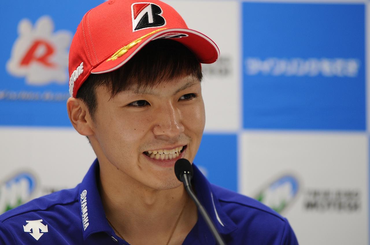 画像: もてぎで2連勝を挙げた野左根 高橋も野左根も、本調子の中須賀に競り勝って優勝したいところでしょう
