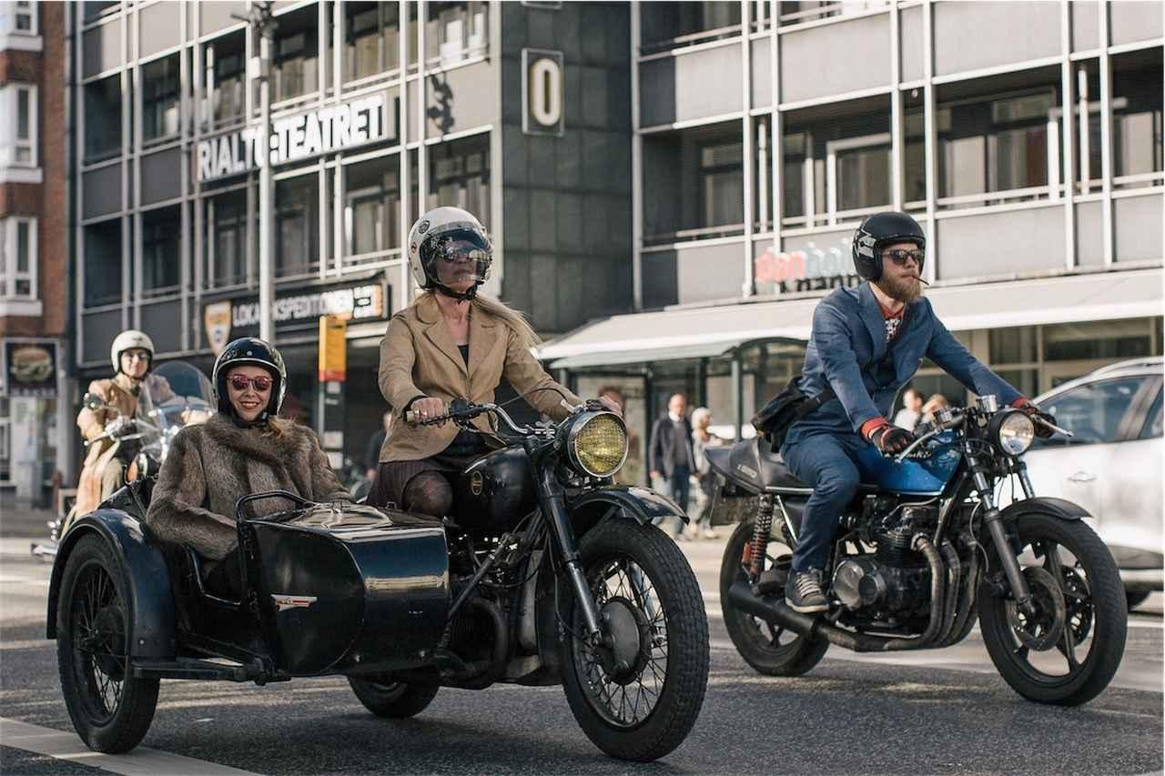 画像2: 今年のGentleman's Rideは東京・渋谷区で開催