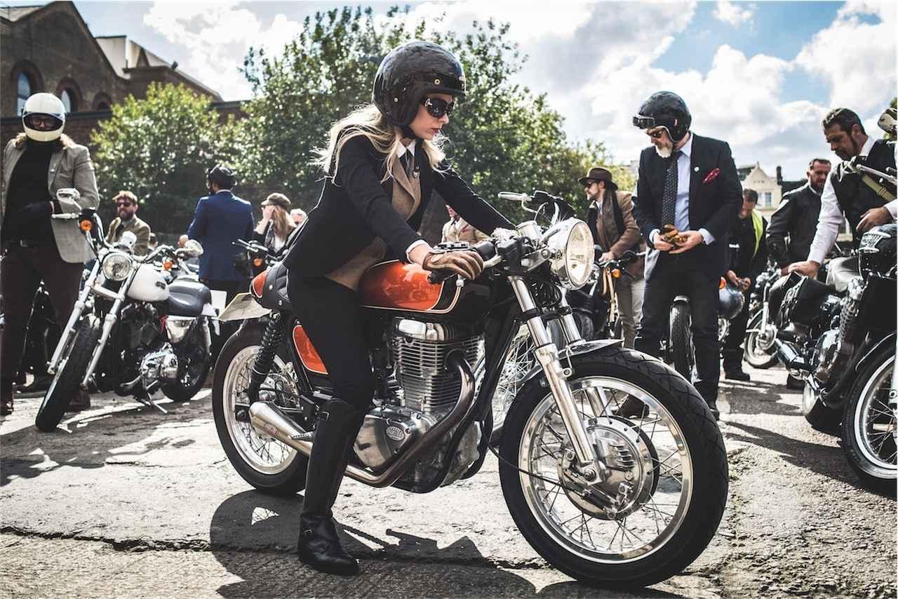 画像4: 今年のGentleman's Rideは東京・渋谷区で開催