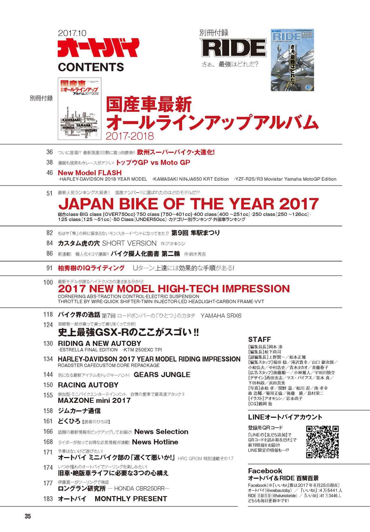 画像9: 別冊付録は現行モデル網羅の「オール国産車名鑑2017-2018」!