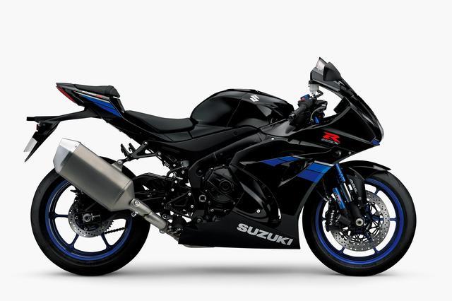 画像: SUZUKI GSX-R1000R ABS(グラススパークルブラック) ■税込価格:204万1200円