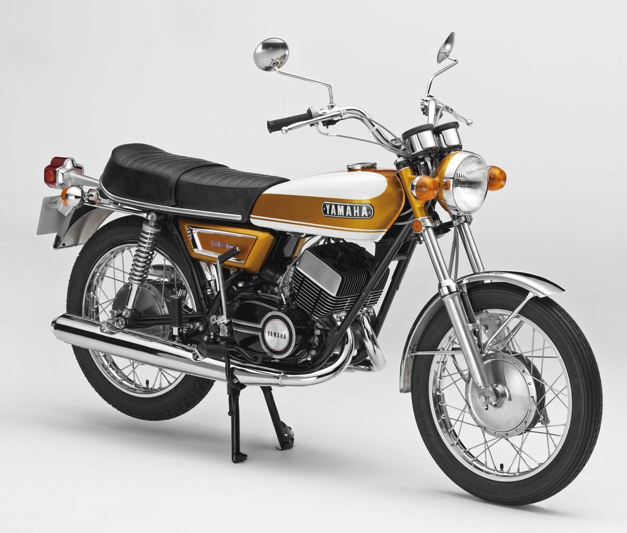 画像: YAMAHA DX250(1970年)