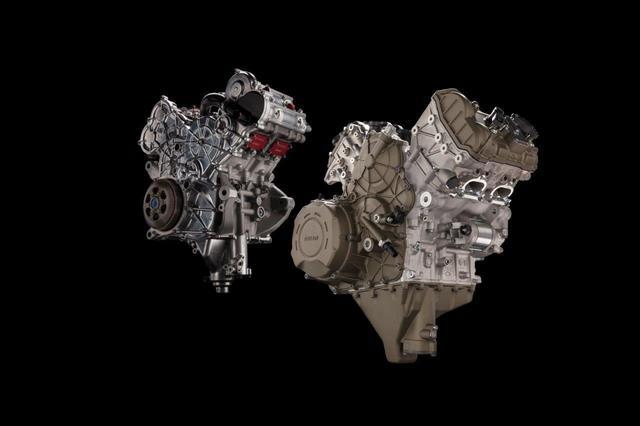 画像1: 11月にV4エンジンを搭載した新型ドゥカティ・パニガーレを発表!