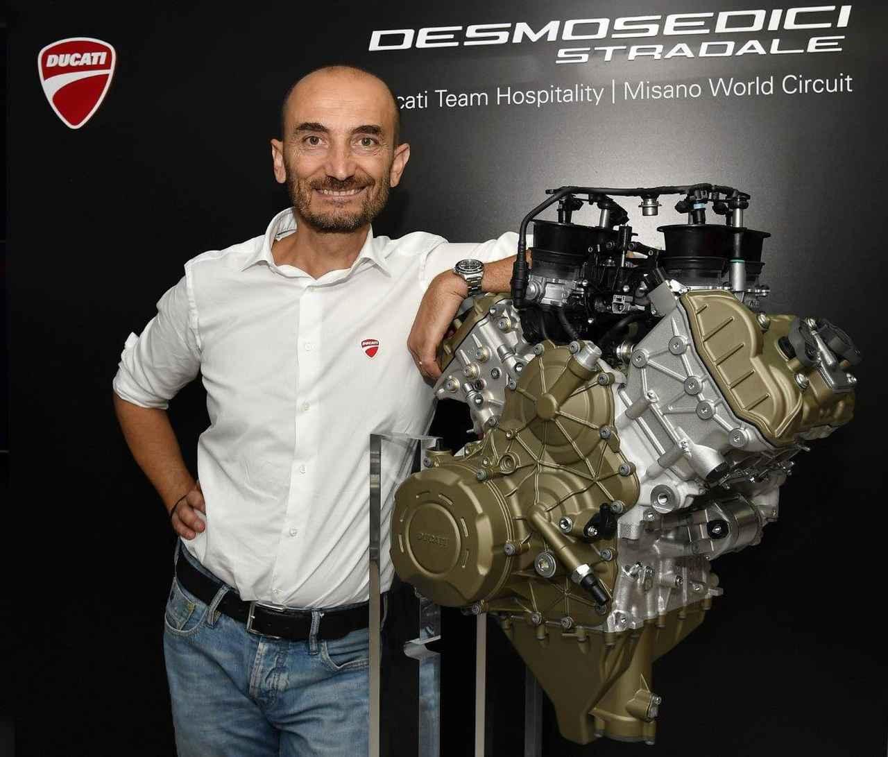 画像6: 11月にV4エンジンを搭載した新型ドゥカティ・パニガーレを発表!