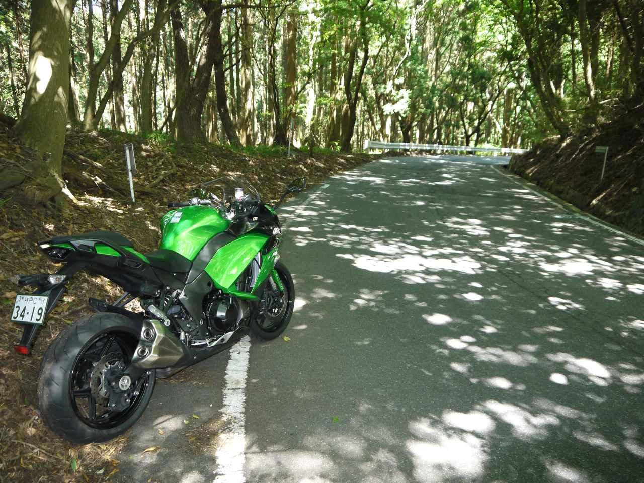 画像: 1週間で3453Km! オートバイと一週間生活『KAWASAKI Ninja1000ABS編』最終日