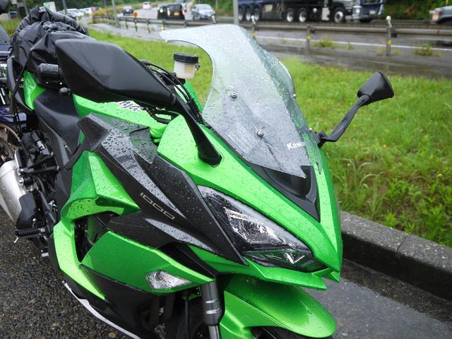 画像: 1週間で3453Km! オートバイと一週間生活『KAWASAKI Ninja1000ABS編』2日目