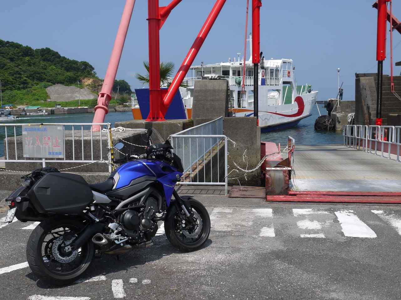 画像: 根占から山川へ鹿児島湾を渡るなんきゅうフェリーに乗船。旅のところどころで乗るフェリーは、良い休憩になりますね! その前に温泉入ってるじゃん! と、突っ込んでみる。