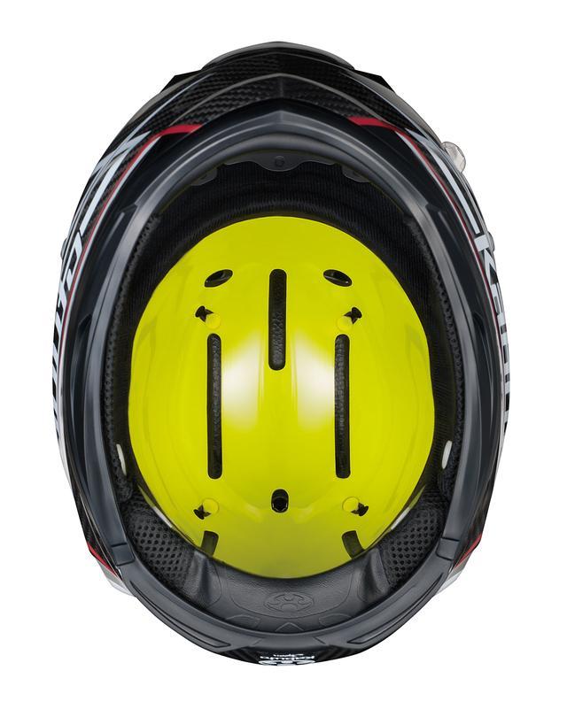 画像5: 国内バイク用ヘルメットメーカー初となるMIPS®搭載!