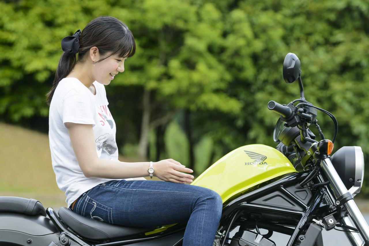 画像: どんなシチュエーションが似合うバイクだと思う?
