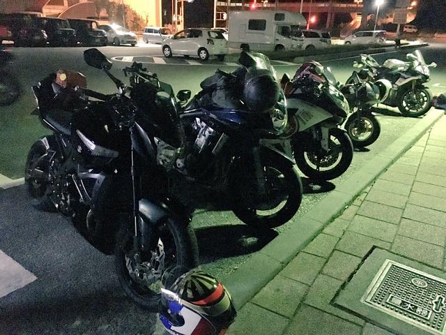 画像7: 神奈川から愛媛まで、GSX-R750でロンツーへ!(モリメグ)
