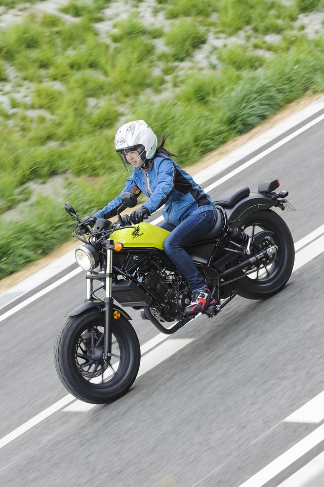 画像: 250ccの排気量はどう?