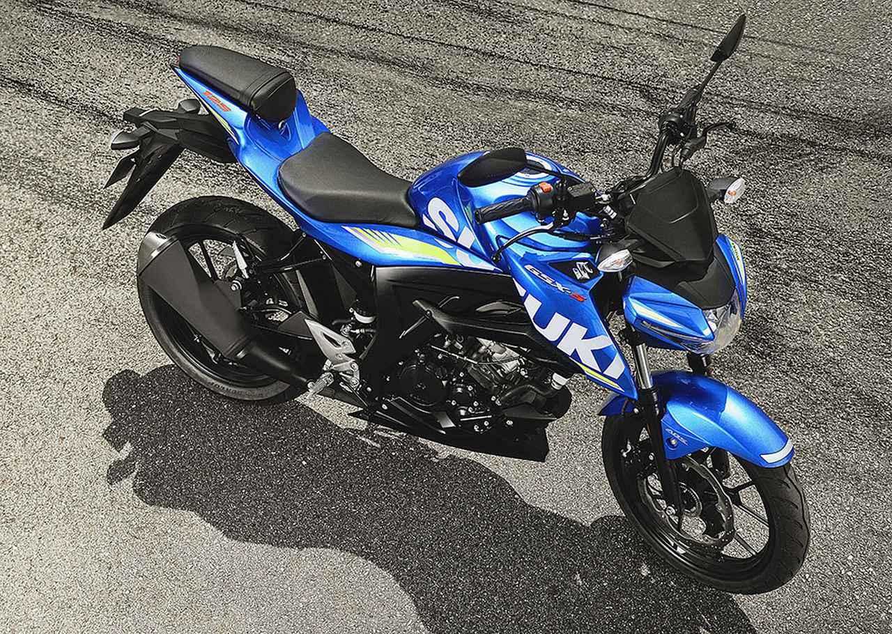 画像: スズキ国内二輪 GSX-S125 ABS