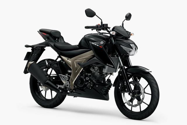 画像1: GSX-S125 ABS ソリッドブラック